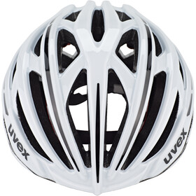 UVEX Race 5 Classic Kask rowerowy, white